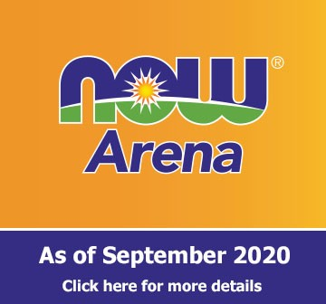 Sears Centre Arena has been renamed NOW Arena as of September 2020