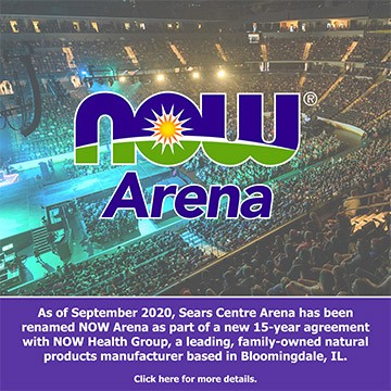 NOW Arena Announcement