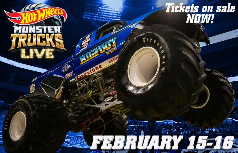 Events Hot Wheels Monster Trucks Live 1 Now Arena