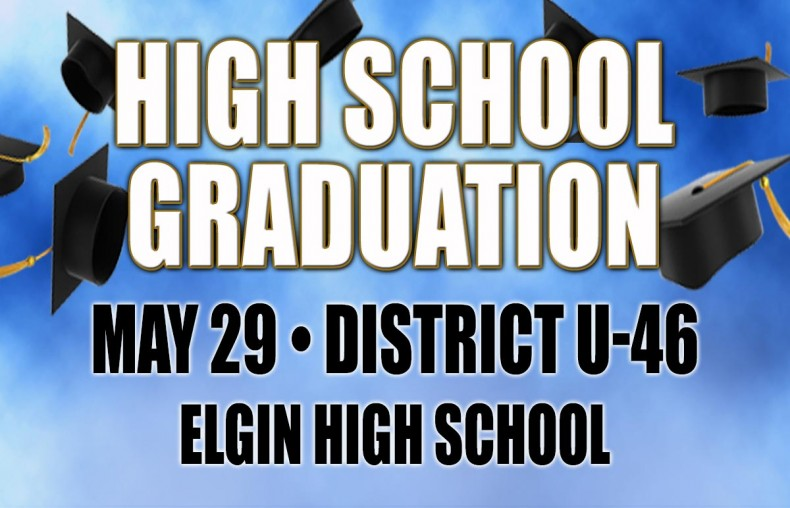 Elgin High School Graduation 2021