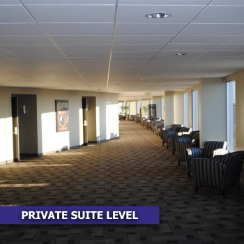 Suite Level Photo. Contact Mike Czopek at Michael.Czopek@NOWArena.com or call 847-649-2227 for more information.