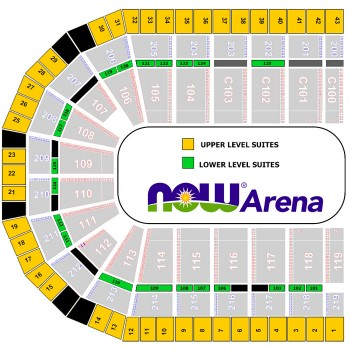 Suite Map. Contact Mike Czopek at Michael.Czopek@NOWArena.com or call 847-649-2227 for more information.